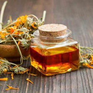Calendula Oil (Infused in Sunflower)